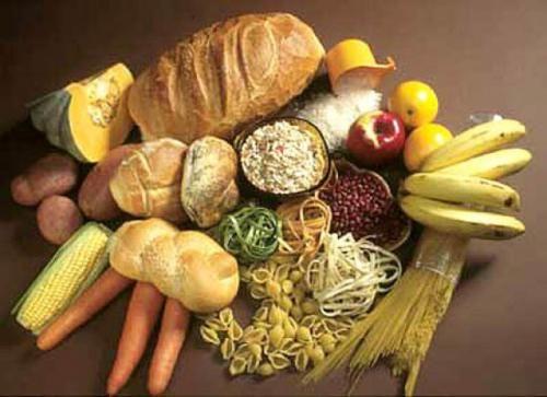 Вуглеводи в нашому харчуванні