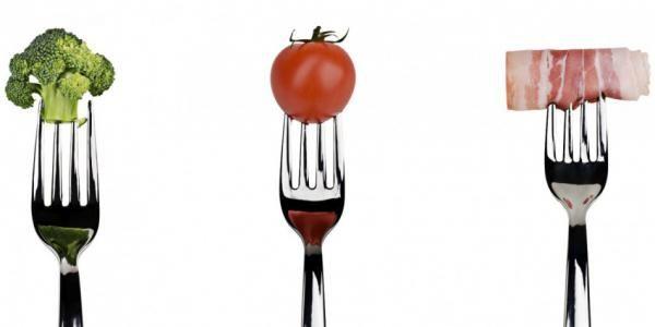 Овочі та м`ясо
