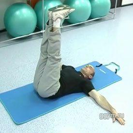 11 Вправ для плоского живота