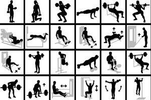 15 Нестандартних вправ для ваших тренувань
