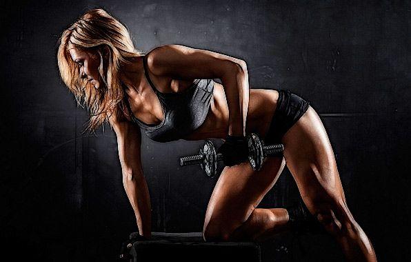 Правильні тренування з залізом