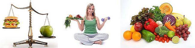 5 Правил харчування при схудненні