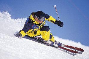 Активний зимовий відпочинок: вибрати гірські лижі для всієї родини