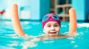 аквааеробіка для дітей