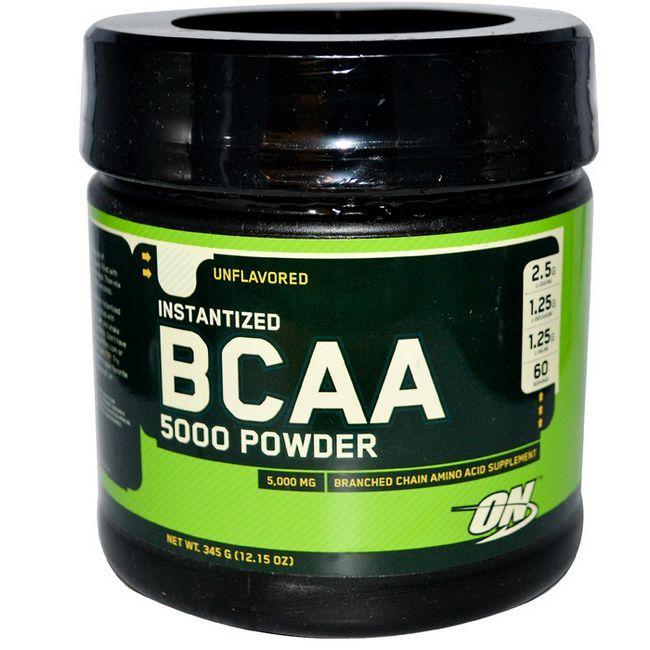 Кращі BCAA від Optimum Nutrition