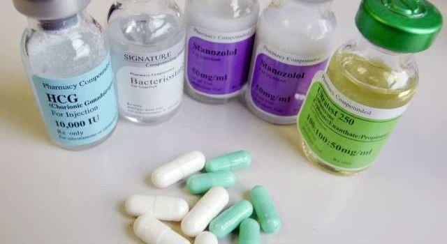 анаболічні стероїди