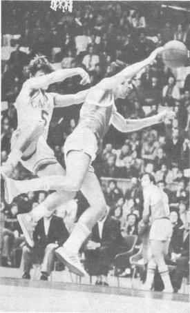 Баскетбол - гра атлетів