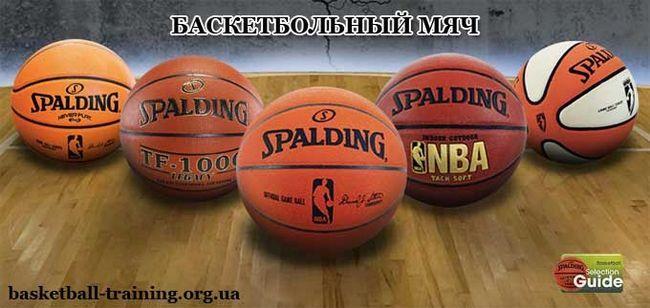 Баскетбольний м`яч