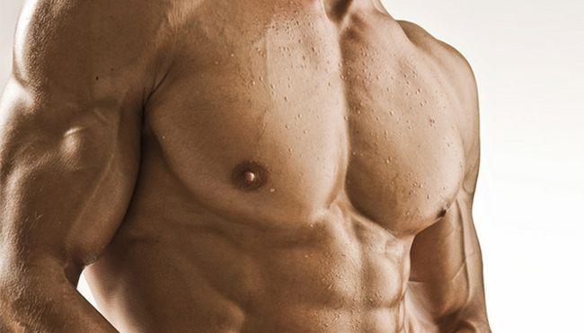 Зростання м`язів і витривалості