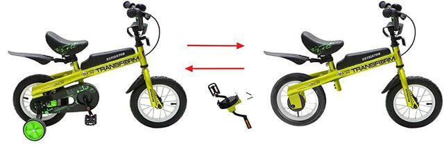 двоколісний беговел велосипед для дитини від 3 років
