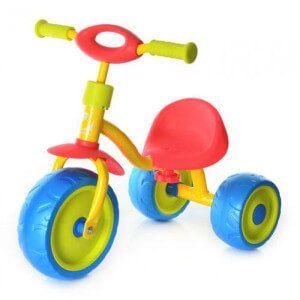 триколісний беговел для дитини від 1 року