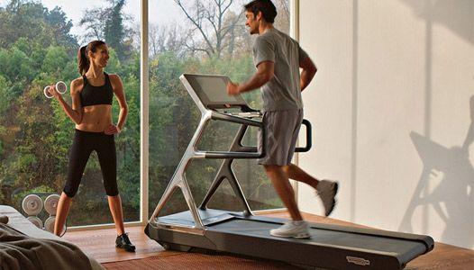 Бігові доріжки: тренуємося правильно
