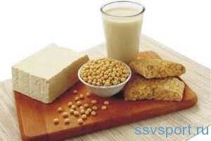 Білкова рослинна їжа - список продуктів рослинного походження