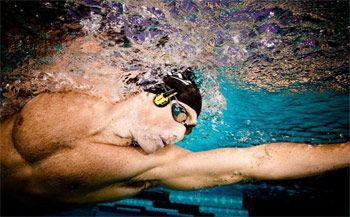 Затиск для носа, затички для вух - силіконові вушні затички для плавання в басейні.