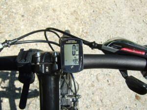Провідний велокомпьютер Cateye