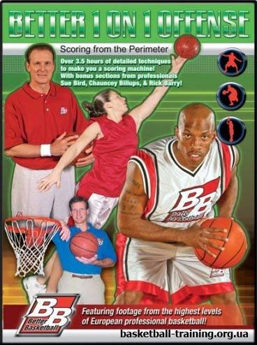 Better Basketball - Better 1 on1 Offence
