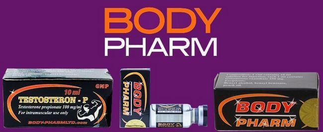 Body pharm ltd - опис компанії і продукції, відгуки