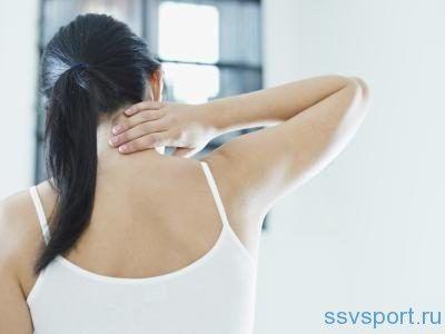 Біль у шиї при повороті голови