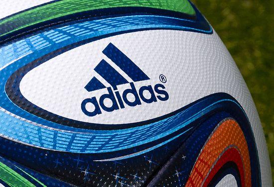 М`яч чемпіонату світу з футболу Бразука