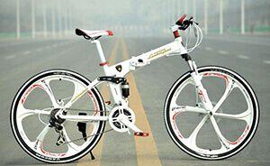 Велосипеди на литих дисках