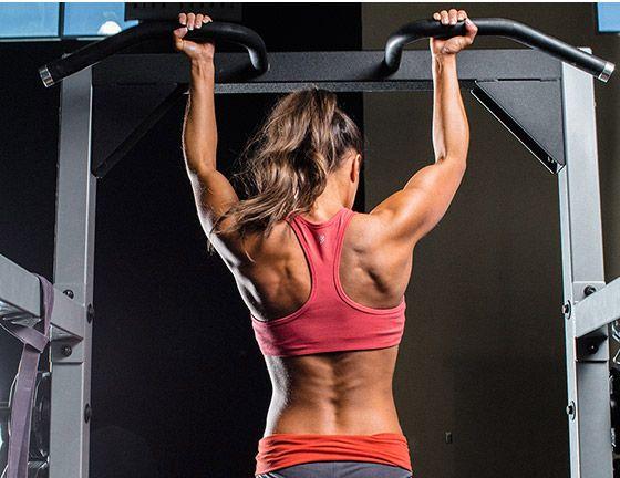 Швидка тренування для дівчат з упором на верхню частину тіла