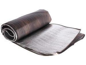 Фольгований з обох сторін туристичний килимок