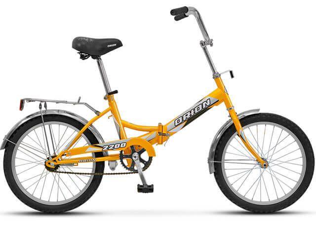 Підлітковий складаний велосипед Orion 2200