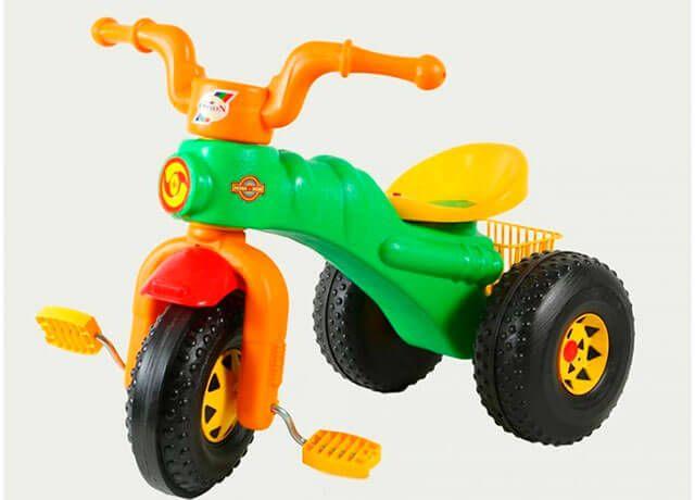 Дитячий триколісний велосипед Orion Mini