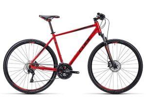 велосипед для дорожньої їзди cube nature pro