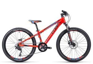 велосипед cube kid 240 для підлітків і дітей