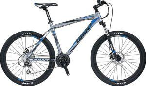 гірський велосипед giant rincon disc 2014