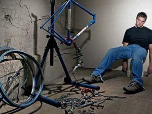 Що робити якщо на велосипеді скрипить амортизатор?