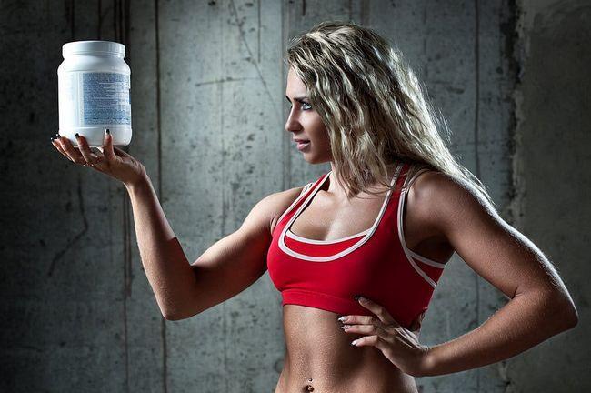 Що з спортивного харчування приймати дівчатам?