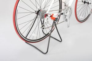 підставка для зберігання велосипеда під задні колеса