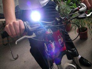 Що краще велофари або ліхтар для велосипеда. Основні виробники та характеристики