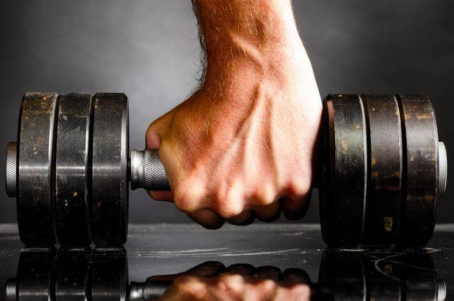 Що потрібно щоб росли м`язи?