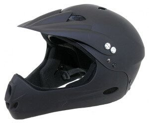 фул-фейс шолом для захисту велофрірайдера