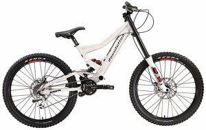 двухподвесний велосипед для фрірайду
