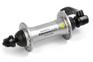 Передня велосипедна втулка Shimano Deore LX