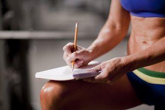 тренувальний щоденник