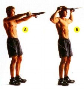 День 62. Тренування м`язів кора плечових суглобів