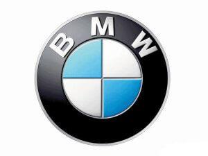 Лейбл німецького автоконцерну BMW
