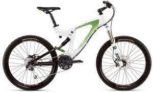 Гірський двухподвесний велосипед BMW Enduro