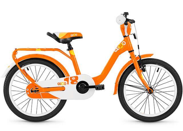 Дитячий двоколісний велосипед Scool niXe для дівчаток