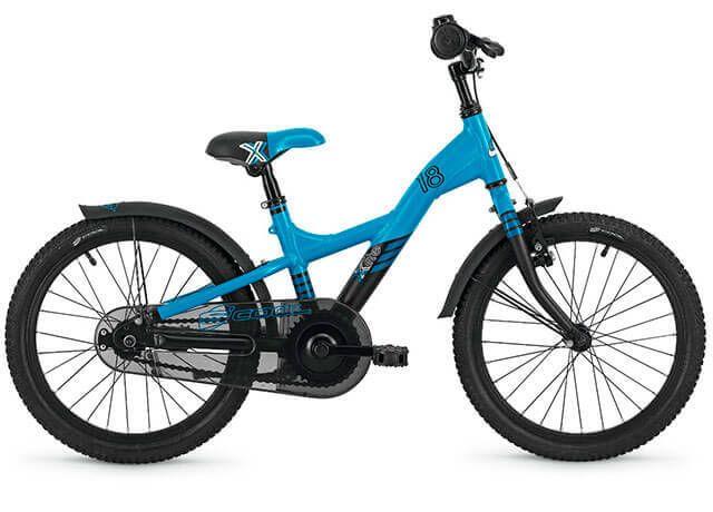 Дитячий двоколісний велосипед Scool XXlite для хлопчиків