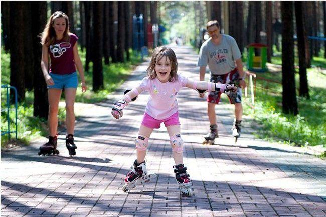 Дитячий спорт - обов`язок батьків