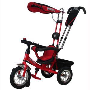 Дитячий триколісний велосипед Mini Trike з надувними колесами