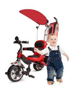 Дитячий велосипед lexus trike, відгуки про дитячий триколісним велосипедом lexus trike