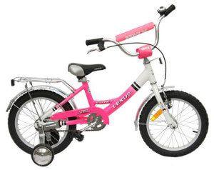 дитячий велосипед lexus elite