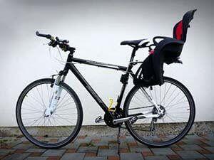 Дитяче велокресло hamax: огляд, відгуки, характеристики